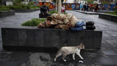 حماية الأشخاص بدون مأوى قار