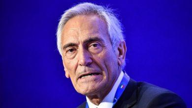 رئيس الاتحاد الإيطالي لكرة القدم غابرييلي غرافينا
