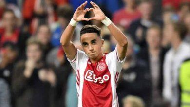 عبد الحق نوري لاعب نادي أياكس أمستردام