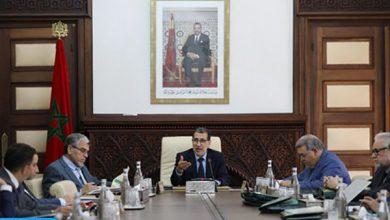 مجلس الحكومة يصادق على مشروع مرسوم يتعلق بإعلان حالة الطوارئ الصحية بسائر أرجاء التراب الوطني