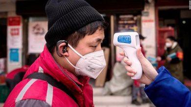 الصين تفشي فيروس كورونا