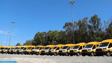 الرشيدية .. تعزيز أسطول حافلات النقل المدرسي لمحاربة الهدر المدرسي