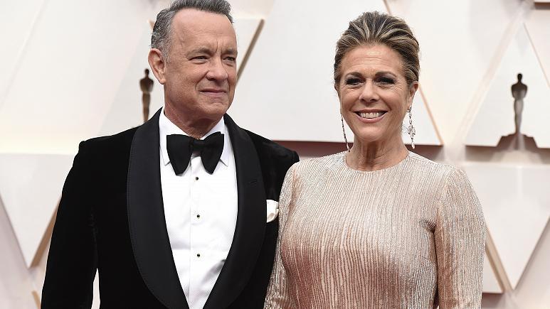 """تشخيص إصابة نجم هوليوود توم هانكس وزوجته بفيروس """"كورونا"""" في أستراليا"""