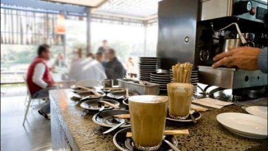 المقاهي والمطاعم