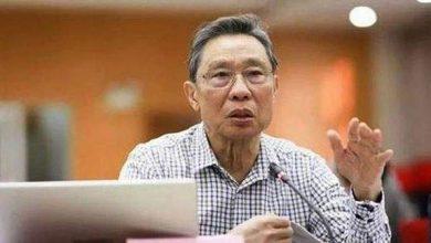 تشونغ نان شان، أخصائي الجهاز التنفسي الصيني