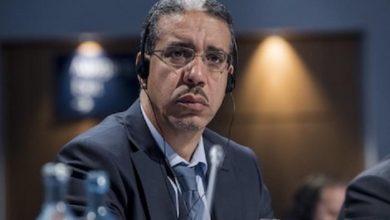 وزير الطاقة والمعادن والبيئة عزيز رباح