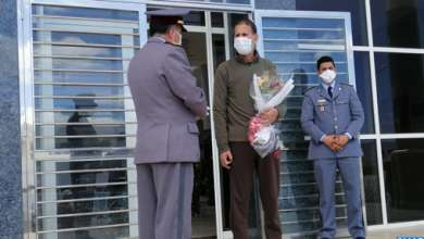 مستشفى القرب بمدينة إمزورن