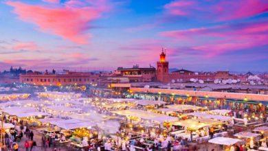 سياحة المغرب مراكش