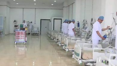 المستشفى الميداني ببنسليمان