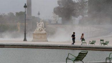 موجة حرارة في أوروبا تثير مخاوف من خرق ارشادات الوقاية من كوفيد-19