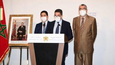 Photo of مجلس الحكومة..المغرب ينتظر أجوبة أمنيستي ويؤكد أنه سيتخذ ما يلزم للدفاع عن أمنه القومي