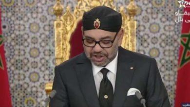 صورة صاحب الجلالة الملك محمد السادس يوجه غدا الخميس خطابا ساميا بمناسبة ذكرى ثورة الملك والشعب