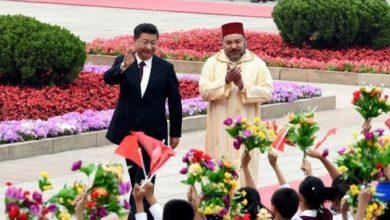 صورة بلاغ للديوان الملكي.. جلالة الملك يجري مكالمة هاتفية مع الرئيس الصيني شي جين بينغ