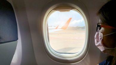 """دراسة """"مطمئنة"""" عن مخاطر الإصابة بفيروس كورونا خلال السفر بالطائرة"""