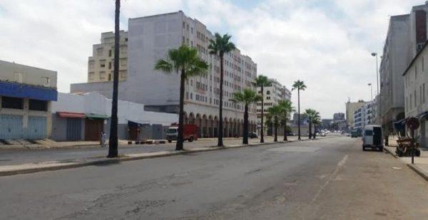 سكون الدار البيضاء في عيد الأضحى
