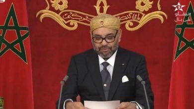 صورة جلالة الملك: المغرب لم يكسب بعد المعركة ضد وباء فيروس كورونا المستجد