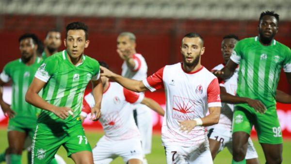 اتحاد الفتح الرياضي يتعادل مع ضيفه رجاء بني ملال