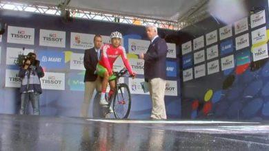 المنتخب المغربي لسباق الدراجات