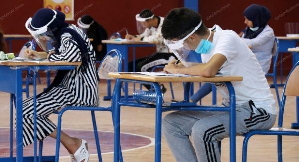 امتحانات الإجازة