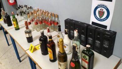 فاس .. حجز أزيد من 55 ألف قنينة مشروبات كحولية معروضة للبيع بدون رخصة