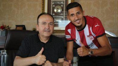"""صورة الدولي المغربي فيصل فجر ينضم لنادي """"سيفاسبور"""" التركي"""