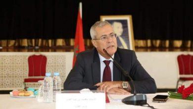 وزير العدل محمد بنعبد القادر