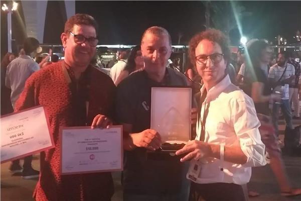 مشروع الفيلم المغربي الحياة تناسبني جيدا للمخرج الهادي ولاد محند يفوز بالجائزة الكبرى ل منصة الجونة السينمائية