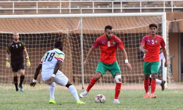 المنتخب الوطني للاعبين المحليين يفوز على المنتخب المالي