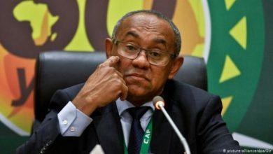 رئيس الاتحاد الافريقي الملغاشي أحمد أحمد