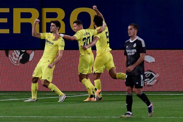 ريال مدريد يسقط في فخ التعادل مع فياريال