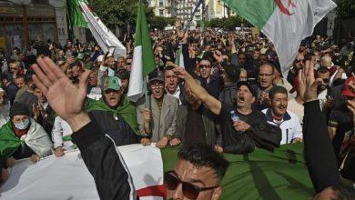 """صورة الجزائر: تخفيض عقوبة السجن للناشط في الحراك ياسين مباركي المتهم بـ""""الاستهزاء بالدين الإسلامي"""""""