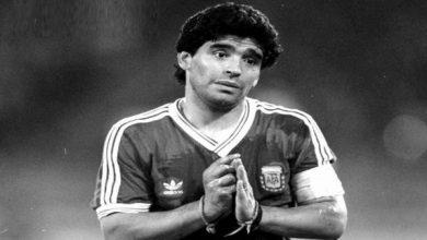 صورة وفاة أسطورة كرة القدم الأرجنتينية دييغو مارادونا عن 60 عامًا