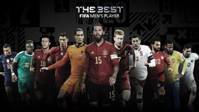 صورة الاتحاد الدولي لكرة القدم يكشف عن الأسماء المرشحة لجائزة أفضل لاعب في العالم