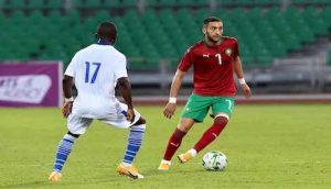 المنتخب المغربي يخطو بثبات نحو التأهل إلى العرس الافريقي