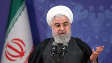 صورة روحاني يحض بايدن على العودة لما قبل عهد ترامب