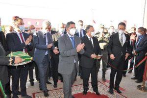 إقليم الصويرة .. وضع الحجر الأساس لبناء ثانوية تأهيلية بجماعة زاوية بن حميدة