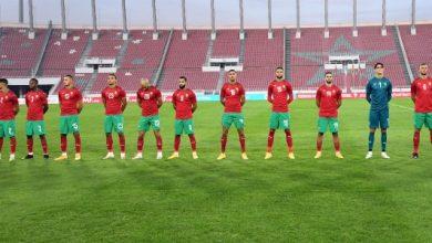 صورة إقصائيات كأس إفريقيا للأمم (المجموعة الخامسة) .. المنتخب المغربي يفوز على نظيره لافريقيا الوسطى (4 -1 )