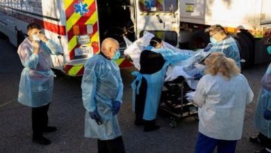أكثر من 2700 وفاة بكورونا في الولايات المتحدة خلال 24 ساعة