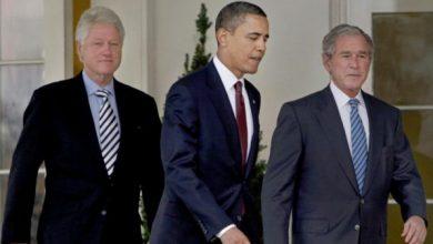 بايدن واوباما وبوش وكلينتون مستعدون لتلقي لقاح كوفيد-19 بشكل علني