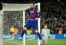 برشلونة يفوز على ريال سوسيداد