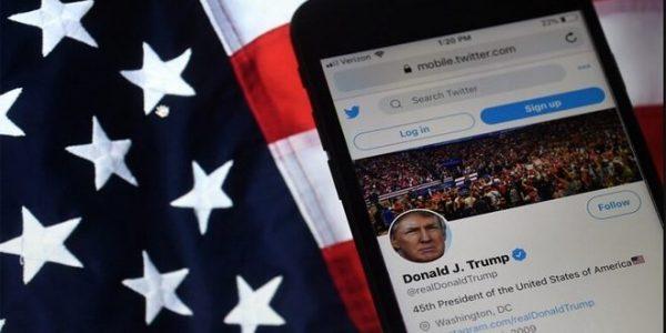 تويتر يمنع دونالد ترامب من التغريد عبر الحساب الرسمي المخصص لرئيس الولايات المتحدة