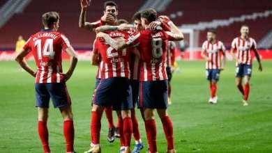 بطولة إسبانيا: أتلتيكو يبقى على المسار الصحيح وبرشلونة يفوز بغياب ميسي