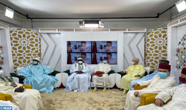 الطريقة التيجانية في دكار تنظم أيامها الثقافية الإسلامية ال 40،تحت الرعاية السامية لصاحب الجلالة الملك محمد السادس
