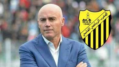 المغرب الفاسي يقدم مدربه الجديد الأرجنتيني ميغيل أنخيل غاموندي