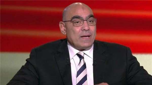 رئيس الاتحاد المصري للعبة هشام نصر