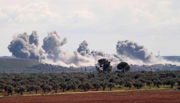 حصيلة الغارة الأمريكية على سوريا قتيل وجريحان من فصيل موال لإيران