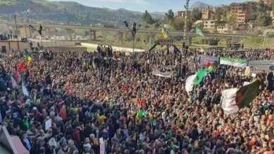 سبع سنوات سجنا نافذا في حق أحد نشطاء الحركة الاحتجاجية بالجزائر