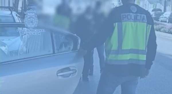 الشرطة الإسبانية تلقي القبض على المغربي الهارب