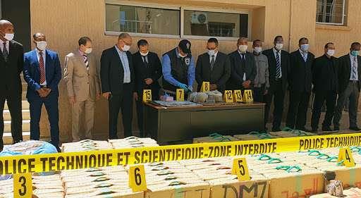 مجهودات كبيرة لمصالح الأمن الجهوي بالرشيدية لمحاربة التهريب الدولي للمخدرات