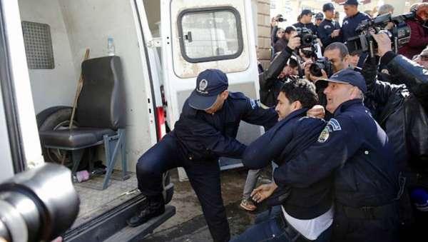الجزائر-اعتقالات